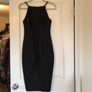 H&M Black cocktail dress